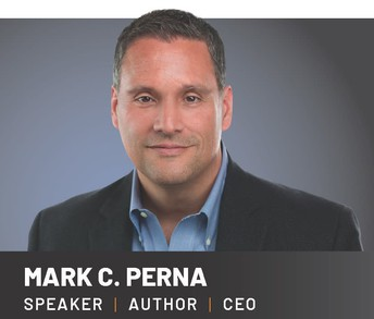 JOIN BESTSELLING AUTHOR AND GENERATIONAL EXPERT MARK C. PERNA