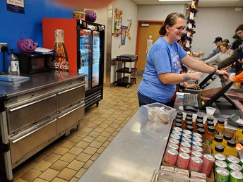 Nutrition Services at NPHS Rock!