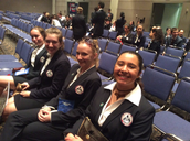 HOSA STATE leadership conference