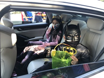 Batman and Princesa