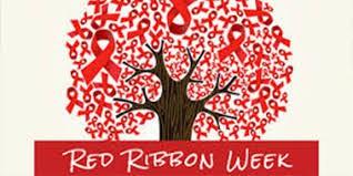 Red Ribbon Week at HMS