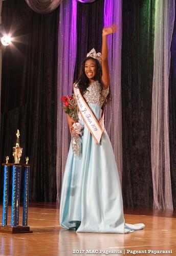 Miss Junior Team America Winner