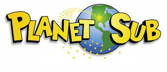 4th - Tuesday of every month - Planet Sub Night 3-8pm