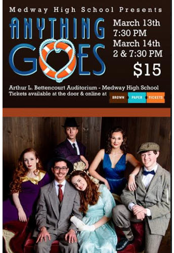 MHS Musical- Anything Goes