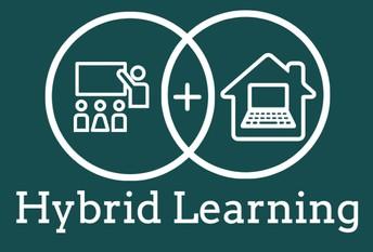 HYBRID LEARNING STARTS SOON!