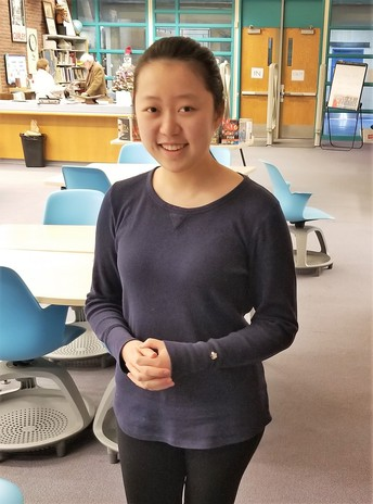 Student Spotlight- Alice Yu