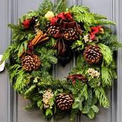 Wreath Sales Continue