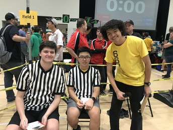 Foothill Referees and Emcee