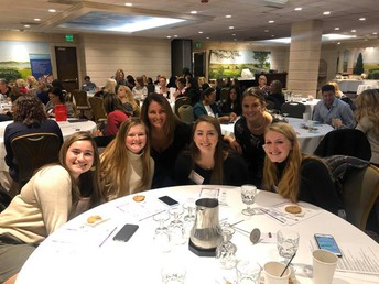 MRHS students attend Enterprising Women Conference