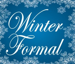 Winter Formal and Prom