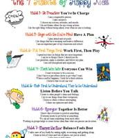 7 Habits of Happy Kids