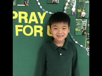 Lucas - 1st Grade