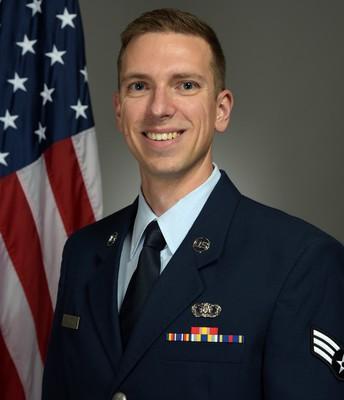 Senior Airman Evan Sankey