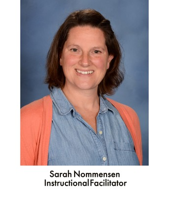 Mrs. Nommensen, Instructional Facilitator