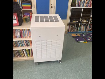 Air Purifiers Arrived!