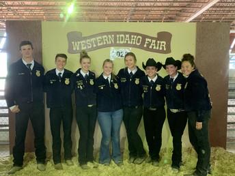 Congrats FFA (Future Farmers of America)