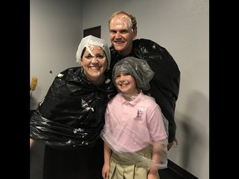 Pie in the face raffle