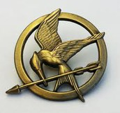 The Mocking Jay Pin