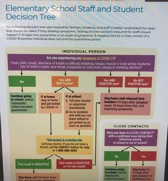 COVID Screening & Decision Tree