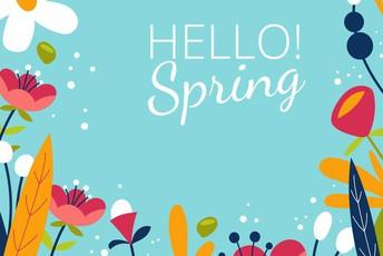 Spring Break is April 19-26