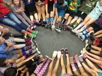 Crazy Sock Day Fun!