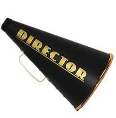 Director's Megaphone