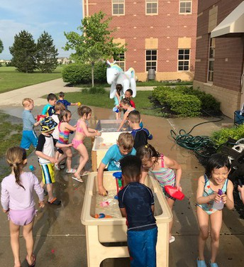 Preschool Splash Park