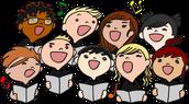 LHS Choral Festival Fun