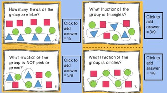 Fractions are starting to make sense!