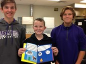 Family and Consumer Class Create Storybooks