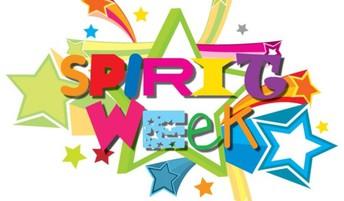 Spirit Days Are Back!