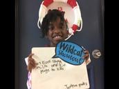 Jaelynn, 3rd Grade Student