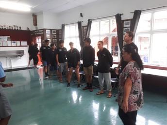Sea Cleaners team and Hawaiian guests