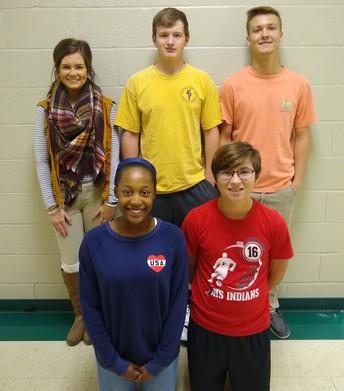 A.M. Student Ambassadors