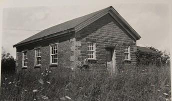 The Eddy Ridge Road Cobblestone School