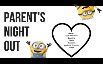 Parent's Night Out Feb. 16