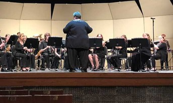 OUTSTANDING BAND PERFORMANCES