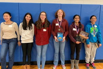AHS Wins Women of Science Competition