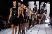1) New York Fashion Week (NYFW)