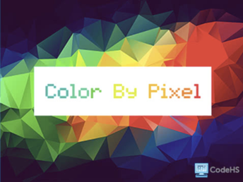 CodeHS Pixel Art