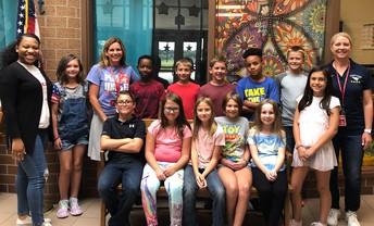 New 5th Grade Students