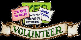 April Media Center Volunteer Sign Up