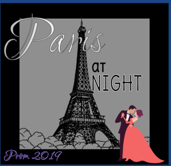 Prom 2019 - Paris at Night