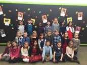 Mrs. McAmoil's 3rd Grade Class