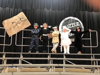 "2nd Grade Musical ""Puzzle Puppy"""