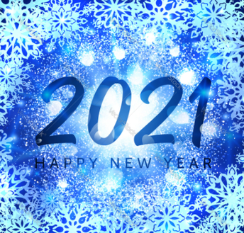 Welcome 2021!