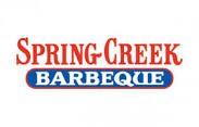 Spring Creek BBQ Spirit Night