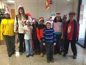 Merry Christmas from Mrs. Gilbreath's class