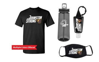 #JohnstonStrong Gear is Here!