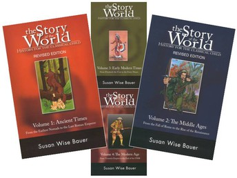This Week's Curriculum Spotlight: The Story of the World